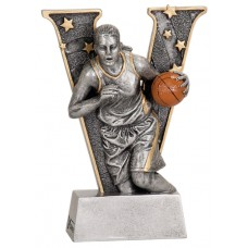V Series Basketball Sport Resin